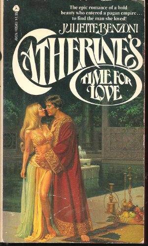 9780380409495: Catherine's Time for Love