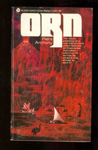 9780380409648: Orn (Of Man and Manta, No. 2)