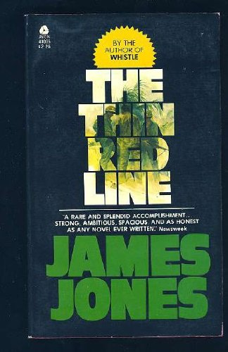 9780380410958: The Thin Red Line