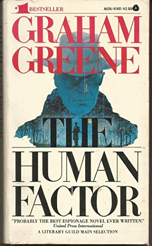 9780380414918: The Human Factor