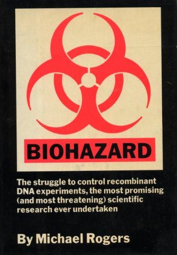 9780380417315: Biohazard