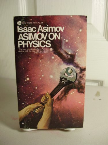 9780380418480: Asimov on Physics