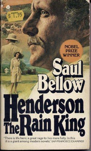9780380427130: Henderson The Rain King [Taschenbuch] by