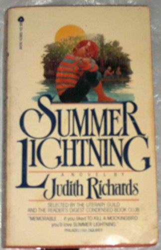 9780380429608: Summer Lightning