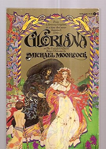 9780380429868: Gloriana, or The Unfulfill'd Queen: Being a Romance