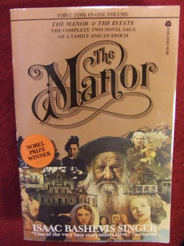 9780380430420: The Manor