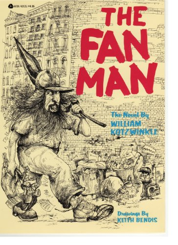 9780380431250: The Fan Man: The Novel (Illustrated Edition)