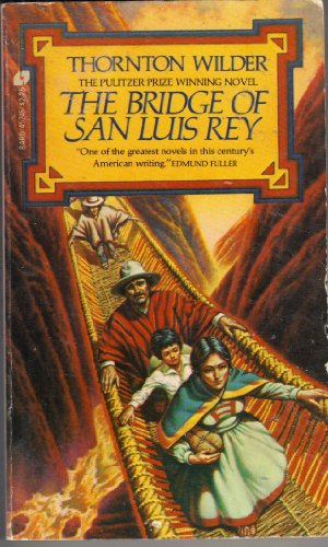 the life and death of the five people who crossed the bridge in the bridge of san luis rey a novel b Bridge of san luis rey - wilder,thorton a pulitzer prize winner, this novel about a bridge in peru which collapses in 1714 of the five people on it, only one.