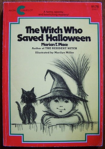 9780380458806: the witch who saved halloween