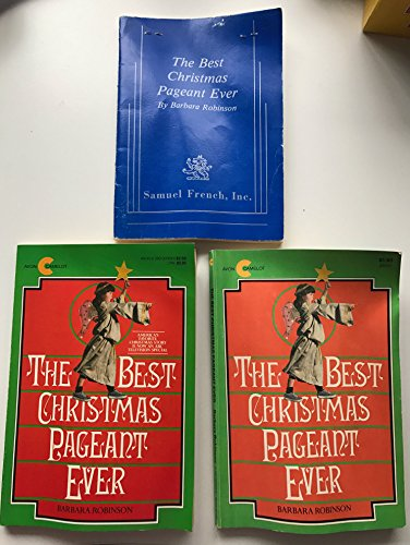 The Best Christmas Pageant Ever: Barbara Robinson