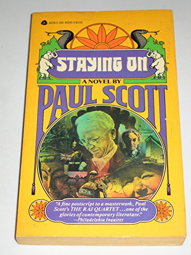 Staying on: Scott, Paul