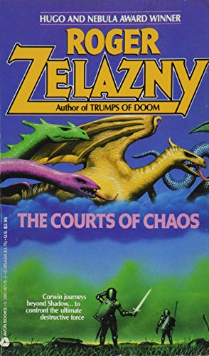 9780380471751: The Courts of Chaos (The Chronicles of Amber Series, Book 5)