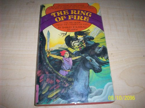 9780380471911: The Ring of Fire (The Children of Ynell 1)