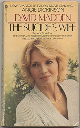 9780380475223: The Suicide's Wife