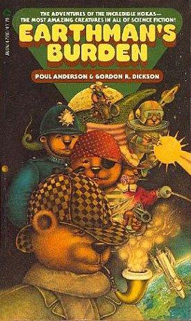 Earthman's Burden: Anderson, Poul; Dickson,