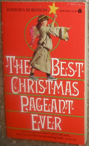 9780380480661: The Best Christmas Pageant Ever