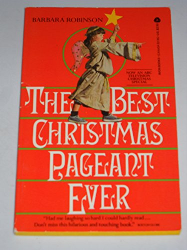 Best Christmas Pageant Ever by Barbara Robinson, First Edition ...
