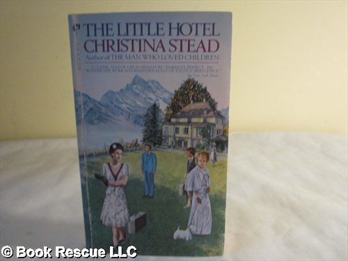 9780380483891: The Little Hotel