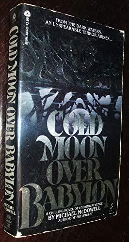9780380486601: Cold Moon over Babylon