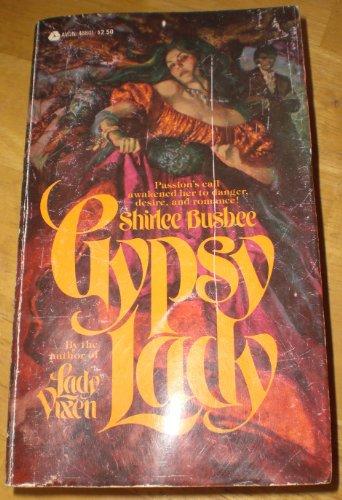 9780380488018: Gypsy Lady