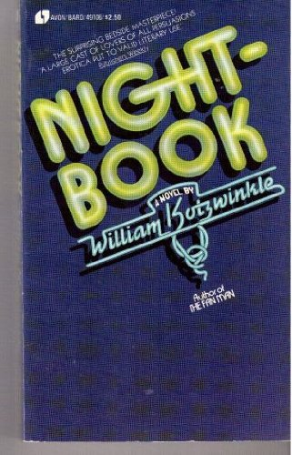 Night Book (0380491060) by William Kotzwinkle