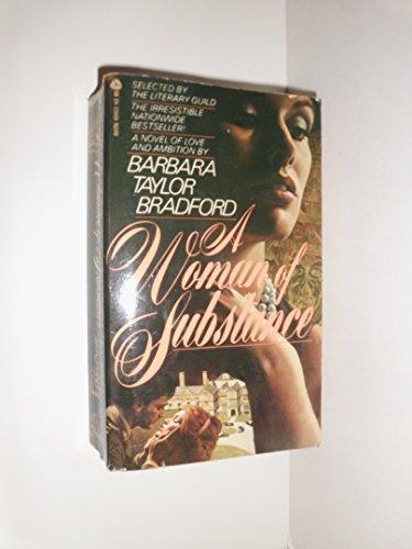 A Woman of Substance: Bradford, Barbara Taylor