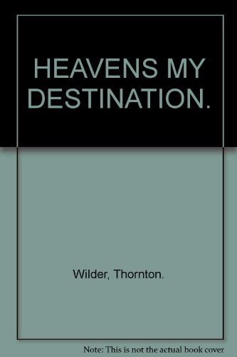 9780380493951: Heaven's My Destination