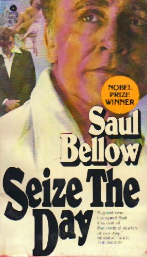 seize the day saul bellow essays Saul bellow - seize the day: conclusion seize the day, first published in 1956, is considered (by, for example, prominent critic james wood) one of the great works of 20th century literature seize the day was saul bellow's fourth novel (or perhaps novella, given its short length.