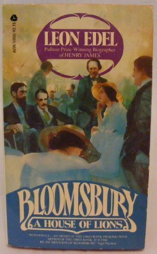 9780380500055: Bloomsbury, a House of Lions