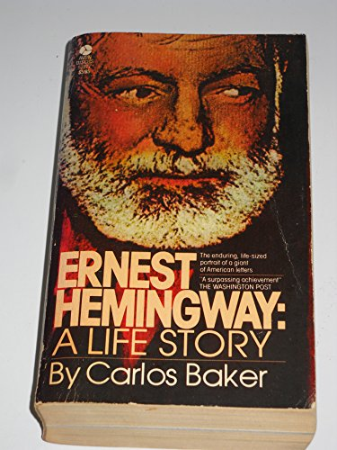 9780380500390: Ernest Hemingway: A life story