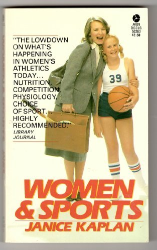 9780380502608: Women & sports (A Discus book)