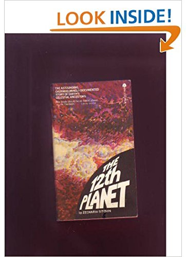 9780380503513: The 12th. Planet (The First Book of The Earth Chronicles)