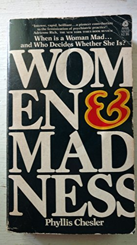 Women & Madness (0380505592) by Phyllis Chesler