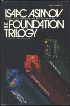 The Foundation Trilogy: Isaac Asimov