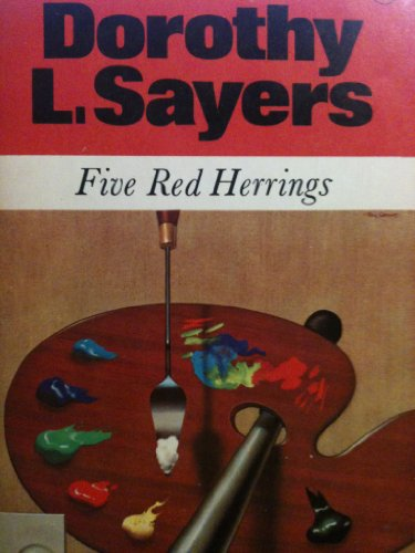 9780380512195: Five Red Herrings (Suspicious Characters) (Lord Peter Wimsey Mysteries)