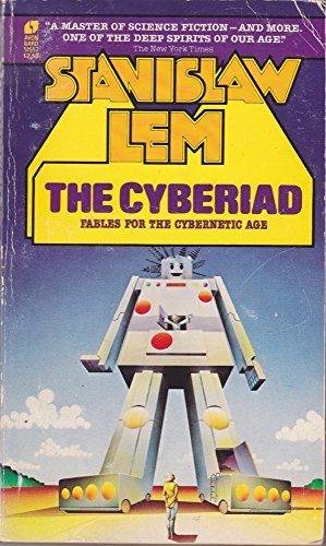 9780380515578: The Cyberiad : Fables for the Cybernetic Age