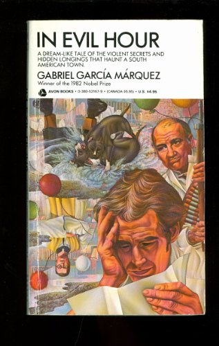 In Evil Hour: Marquez, Gabriel Garcia