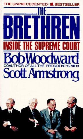 9780380521838: The Brethren: Inside the Supreme Court