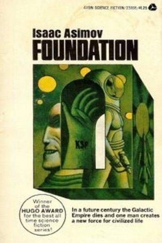9780380522415: Foundation