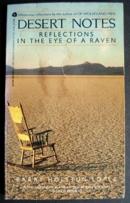 9780380538195: Desert Notes: Reflections in the Eye of the Raven