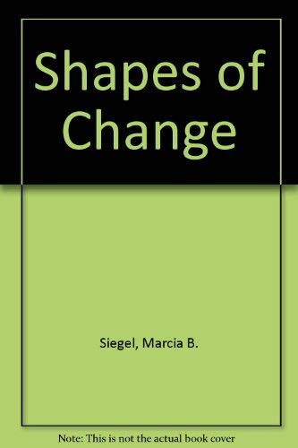 9780380538928: Shapes of Change