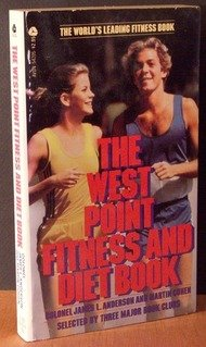 9780380542055: West Point Fitness and Diet Book