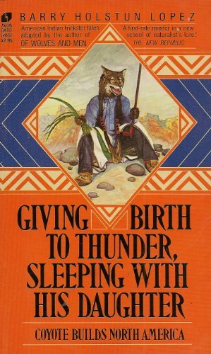 9780380545513: Giving Birth to Thunder, Sleeping with His Daughter