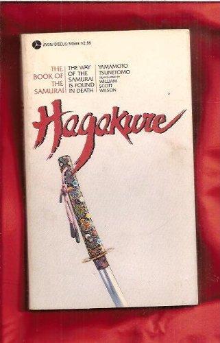 9780380545698: Hagakure: The Book of the Samurai