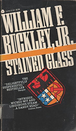9780380547913: Stained Glass