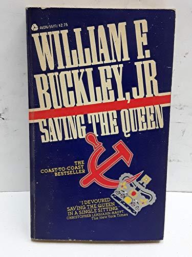9780380551118: Saving the Queen