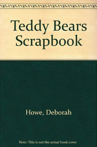 9780380555666: Teddy Bears Scrapbook