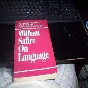 On Language: Safire, William