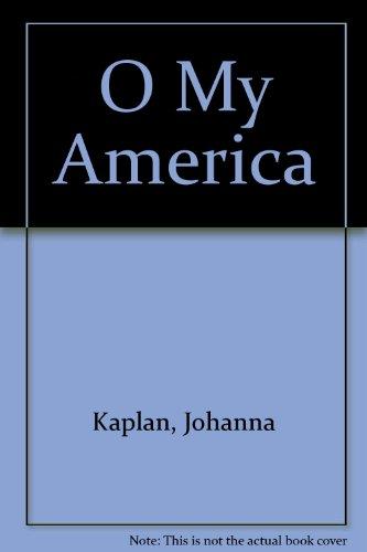 9780380565153: O My America