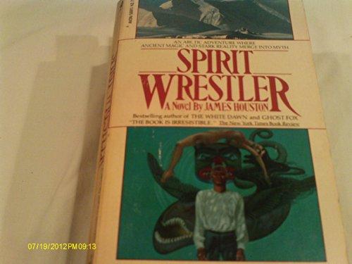 9780380569113: Spirit Wrestler